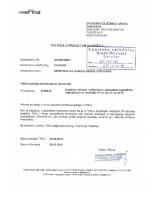 Financijski izvještaji za 2015. – Financijska agencija