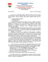 NO izvješće za 2015