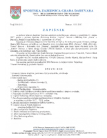 Zapisnik Redovne izborne Skupštine SZG Daruvara 20170313-ovjere