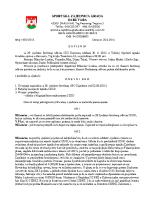 Zapisnik sa 29. sjednice Izvršnog  2015 0230