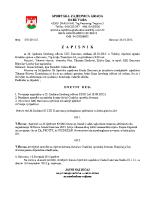 Zapisnik sa 36.Sjednice Izvršnog  2015 1026