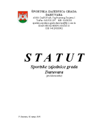 Statut 2014. godine