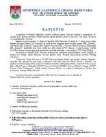 Zapisnik Izvanredne Skupštine SZG Daruvara 20180129