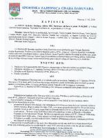 Zapisnik sa 13. Sjednice IO SZG Daruvara 2019 0131 – ovjeren