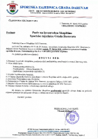 Poziv na Izvanrednu Skupštinu SZG Daruvara 2021 0625